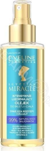 Eveline COSM Egyptian Miracle intensywnie ujędrniający olejek do biustu i ciała 150ml