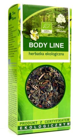 Dary Natury DARY NATURY HERBATA BODY LINE EKO 50G DN579
