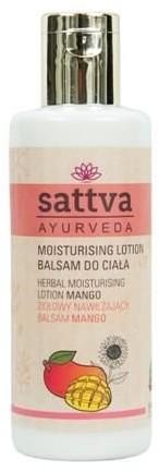 Mango Sattva SATTVA_Herbal Moisturising Lotion nawilżający balsam do ciała 210ml p-8904114620739
