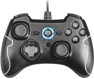 Trust GXT 560 Nomad Gamepad do PS3/PC