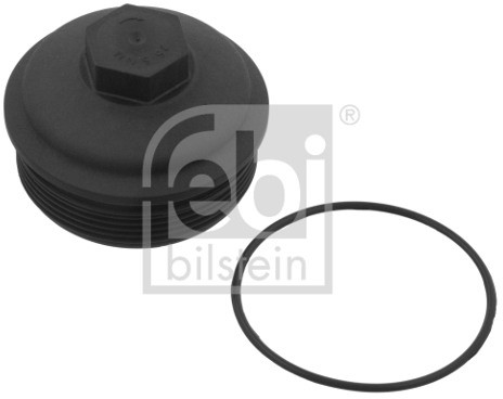 FEBI Pokrywa, obudowa filtra oleju FEBI 39699