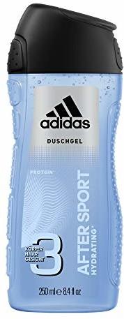 adidas After Sport dla mężczyzn żel pod prysznic 3w1 250ml