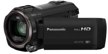 Panasonic HC-V770 (PANASONIC HC-V770EP-K CZARNA)