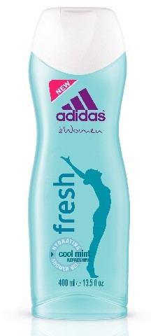 Adidas Women Żel pod prysznic Fresh 400ml Coty