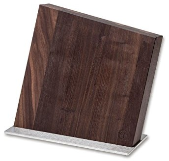 Böker Manufaktur Böker manufakturze Böker blok noży Style orzech włoski, drewno, brązowa, 24.5x 10x 25cm 030424