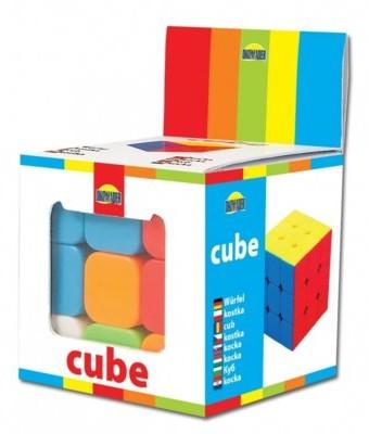 Dromader Cube Logiczna kostka do układania 02339