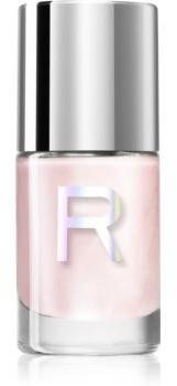 Makeup Revolution Candy Nail lakier do paznokci z perłowym blaskiem odcień Candyfloss 10ml
