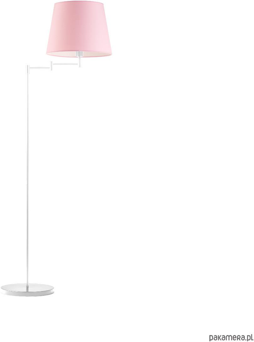 Lampa dziecięca ASTI różowy