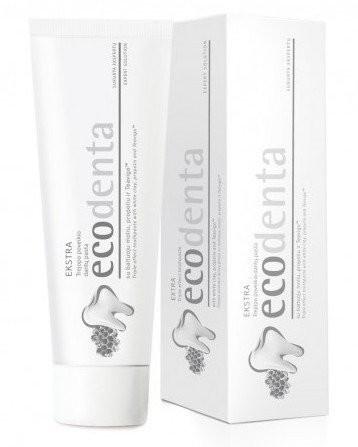 Ecodenta Pasta do zębów potrójny efekt z białą glinką 100ml 1234582820