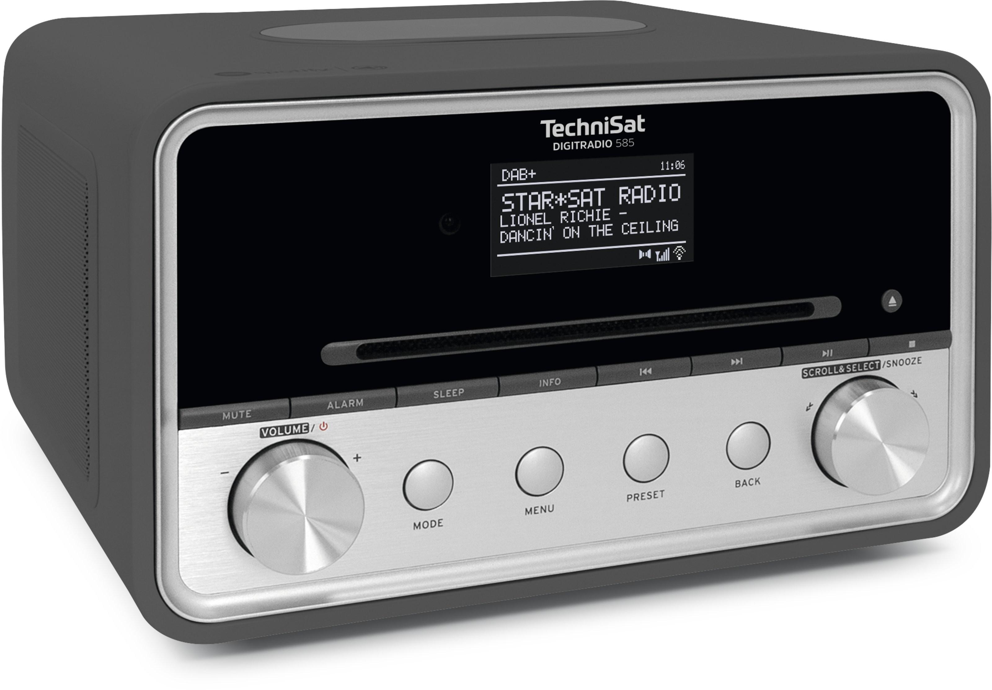 TechniSat DIGITRADIO 585 ANTRACYT (0001/3950)