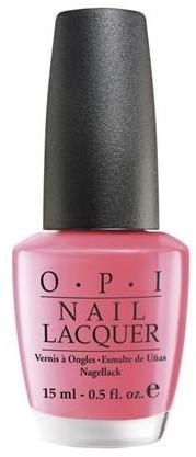 O.P.I Nail Lacquer lakier do paznokci ElePhantastic Pink 15ml 44450-uniw