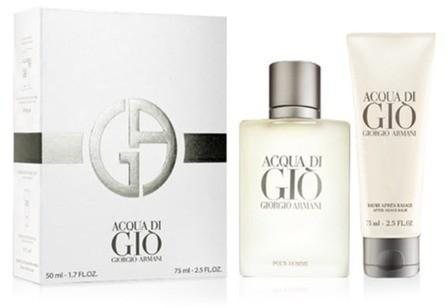 Giorgio Armani Giorgio GIORGIO Acqua di Gio Pour Homme EDT 50ml + ASB 75ml 40844-uniw