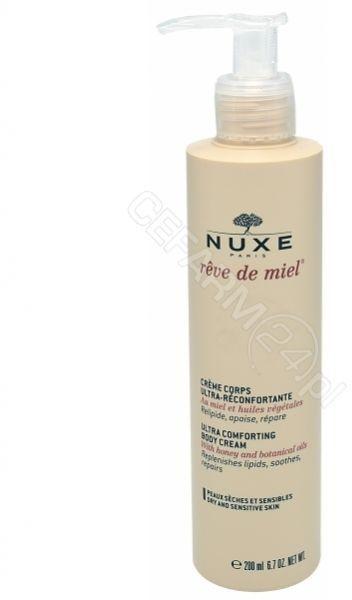 Nuxe Polska Sp z o.o REVE DE MIEL Ultrakomfortowy balsam do ciała 200 ml 7047386