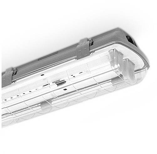Brilum Lampa przemysłowa HERMETICstar CX 120/2 T8 2xG13/18W/230V