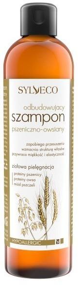 Sylveco szampon odbudowujący pszeniczno-owsiany, 300 ml