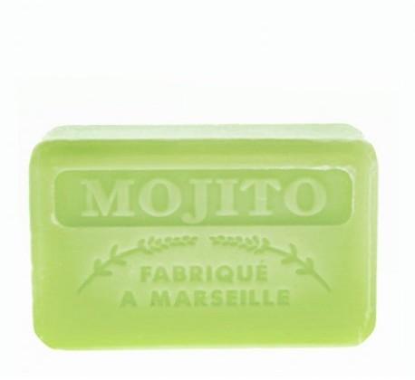 CosmoSPA Mydło Marsylskie Mojito&Masło Shea 125g