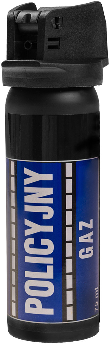 TM Gaz pieprzowy Policyjny 75 ml - strumień