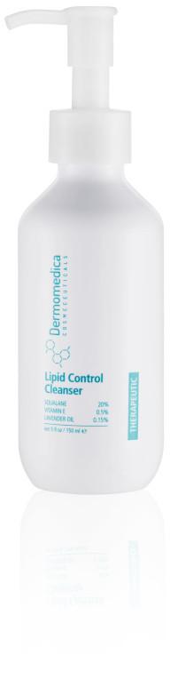 Dermomedica DERMOMEDICA Lipid Control Cleanser olejek do mycia i oczyszczania skóry 150ml
