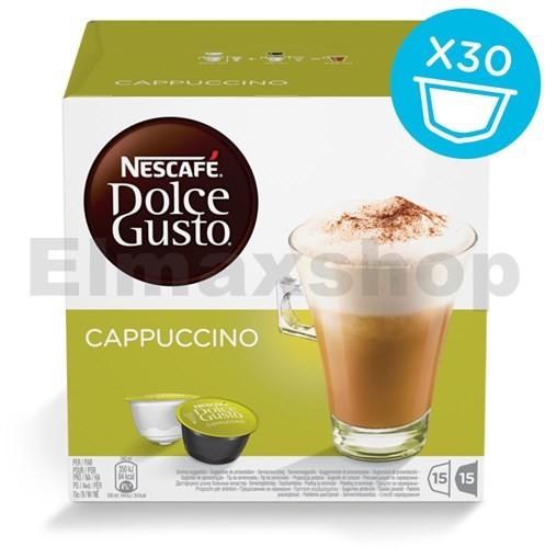 Nescafe Dolce Gusto Kapsułki Dolce Gusto Cappuccino 30 szt.
