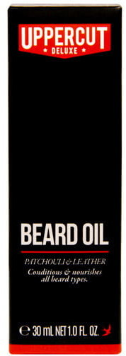 Uppercut Deluxe Beard Oil Olejek Do Brody 30ml