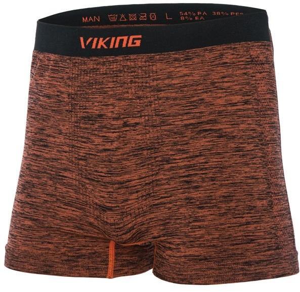 Viking Bokserki termoaktywne męskie Flynn Boxer Shorts 500/20/0101/54/L