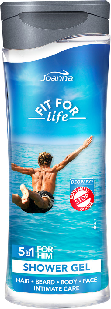 Joanna Fit For Life 5in1 Shower Gel For Him 300ml 76433-uniw
