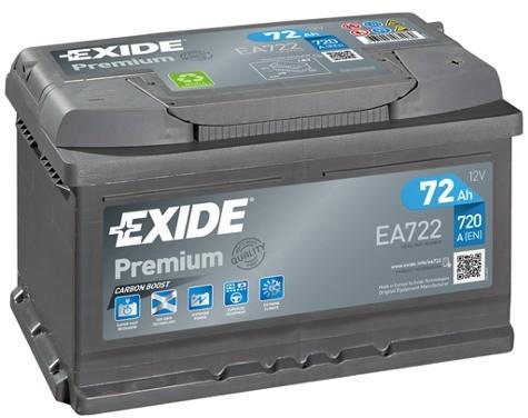 EXIDE EA722