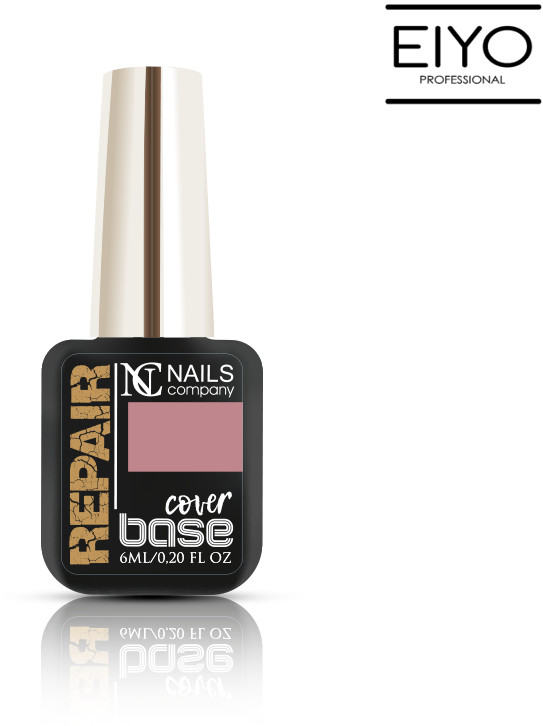 NAILS COMPANY NOWOŚĆ! Repair Base Cover Nails Company - 6 ml