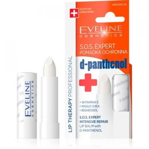 Eveline Lip Therapy pomadka SOS D-Panthenol
