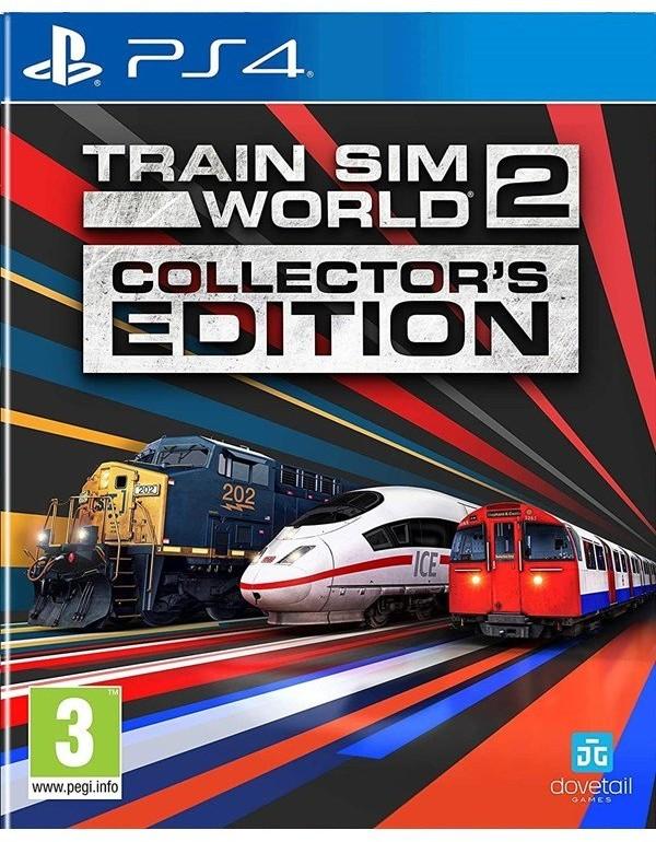 Train Sim World 2: Collector's Edition (GRA PS4)