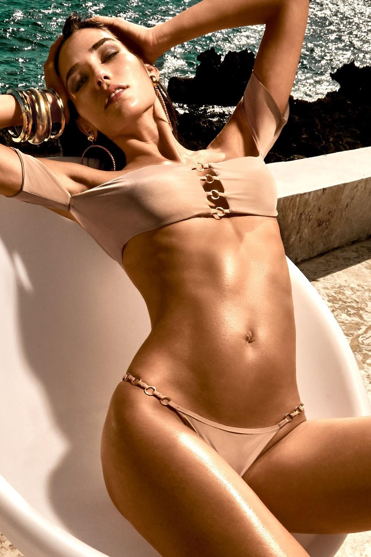 Vacanze Dwuczęściowy kostium kąpielowy Terisa