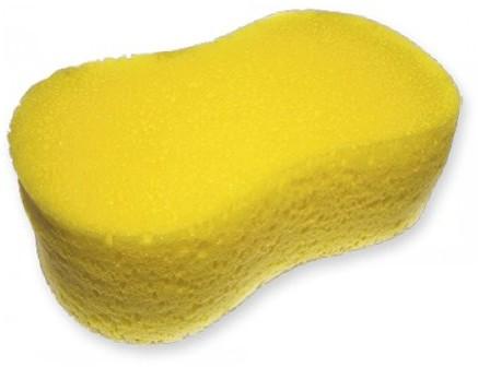 Bradas bradas es2047a gąbka samochodowa, żółty, 10x 5x 5cm