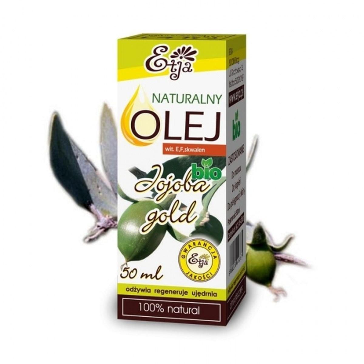 Etja olej jojoba Bio, 50 ml