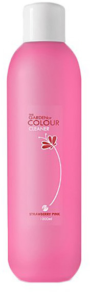 Silcare Cleaner Garden of Colour Strawberry Pink 1000ml