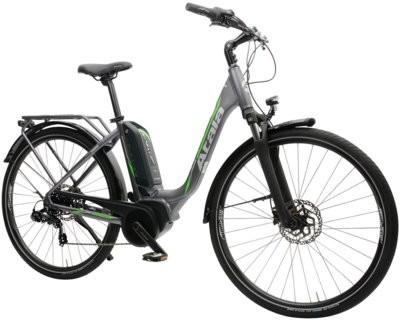 ATALA Rower elektryczny ATALA B-Easy CTB D19 Czarno-zielony
