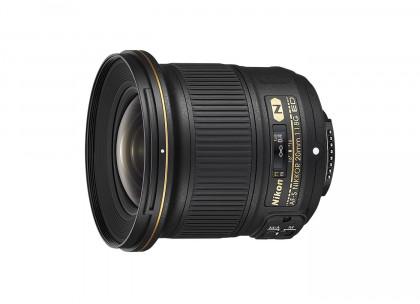 Nikon AF-S 20mm f/1.8G ED (JAA138)