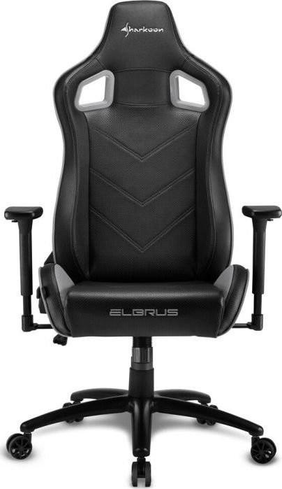 Sharkoon Elbrus 2 Gaming Seat black/grey