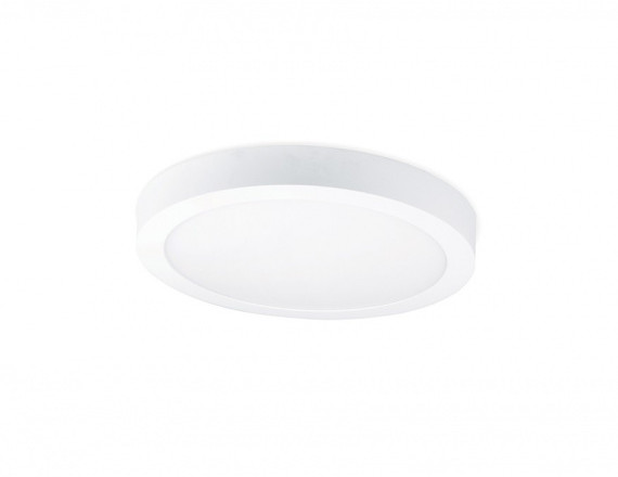 Kohl Lighting Plafon DISC SURFACE K50220.W.3K 3000K 8W 360lm Kohl Lighting nowoczesna lampa sufitowa K50220.W.3K