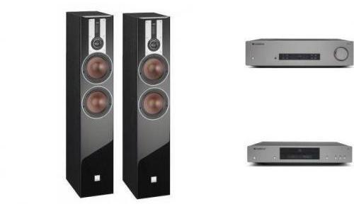 Cambridge Audio CXA81 + CXC v2 + DALI OPTICON 6