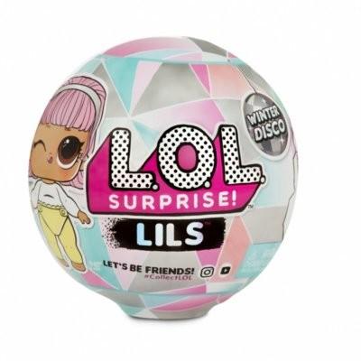 L.O.L. Surprise Lil Sisters & Lil Pets Winter Disc 559672