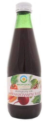 Biofood Sok ekologiczny wielowarzywny kiszony BIO - Biofood - 300ml 03361