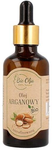 Bio BioOlja Olja Olej Arganowy Nierafinowany 50ml