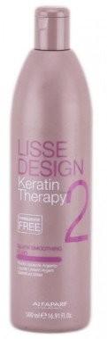 Alfaparf Fluid wygładzający włosy - Lisse Design Keratin Therapy Smoothing Fluid 2 Fluid wygładzający włosy - Lisse Design Keratin Therapy Smoothing Fluid 2