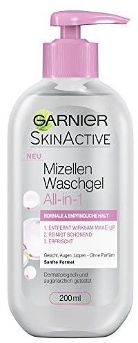 Garnier miceli waschgel All-in-1, normalny i nietknięty skóry wrażliwej 6er Pack (6X 200ML) X02076