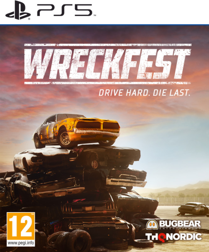 Wreckfest (GRA PS5)