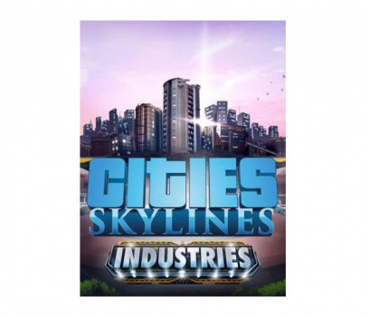 Colossal Order Cities: Skylines - Industries