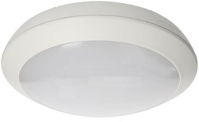 Orno Plafon PL-6044WLPMM4 Bryza LED z czujnikiem ruchu Biały