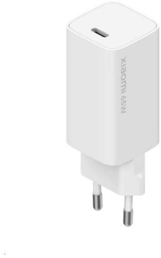 XIAOMI Ładowarka Xiaomi Fast Charger 65W GaN + Przewód USB Type-C PD 3.0
