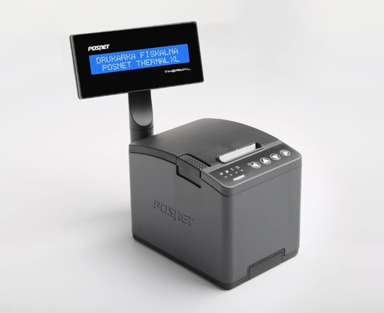 Posnet Drukarka Fiskalna THERMAL XL2 WiFi Online z wyświetlaczem standardowym POSNETXL2ONLINE