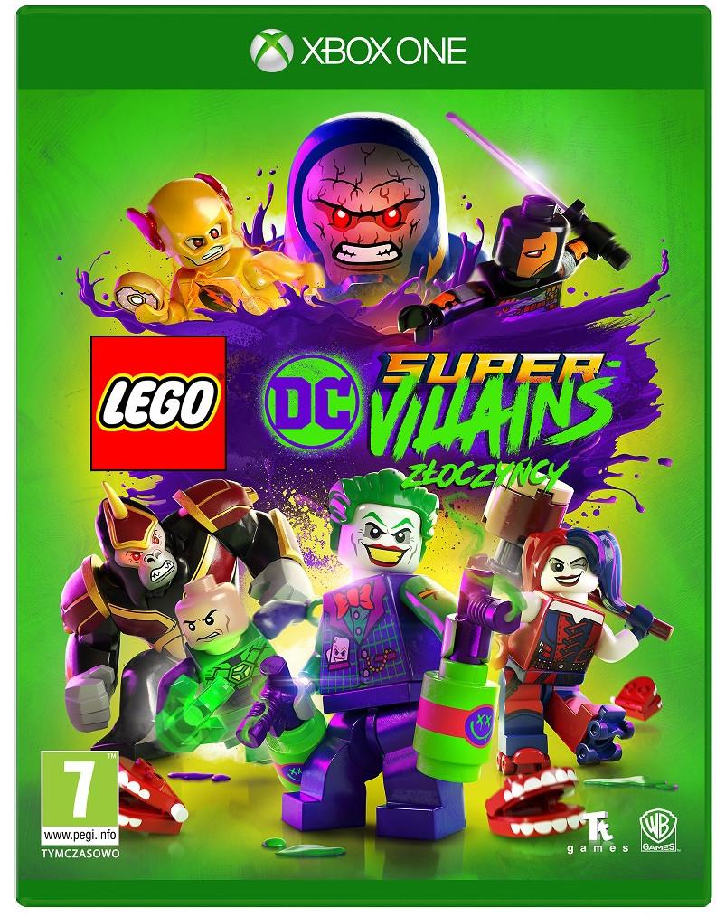 LEGO DC Super Villains (GRA XBOX ONE)